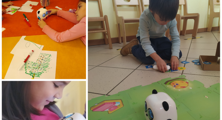 robotica infanzia